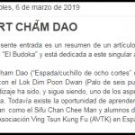 Bart Cham Dao Chan Chee Man (Spanish)